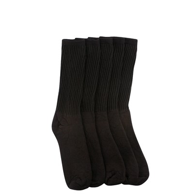 Main view of Womens Crew Socks 5 Pack