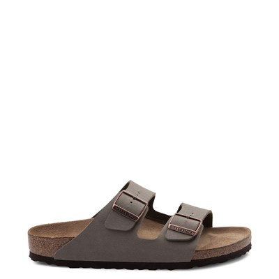 Main view of Womens Birkenstock Arizona Sandal - Stone