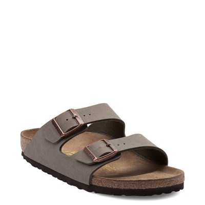 Alternate view of Womens Birkenstock Arizona Sandal - Stone