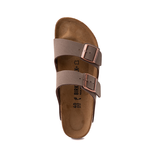 alternate view Womens Birkenstock Arizona Sandal - MochaALT2