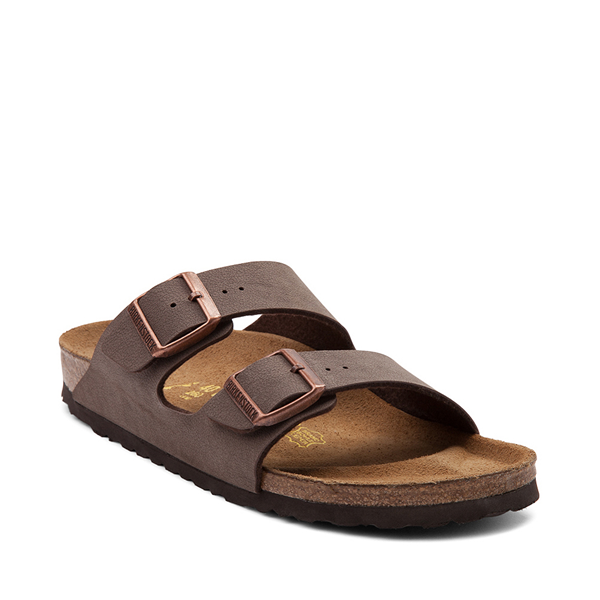 alternate view Womens Birkenstock Arizona Sandal - MochaALT5