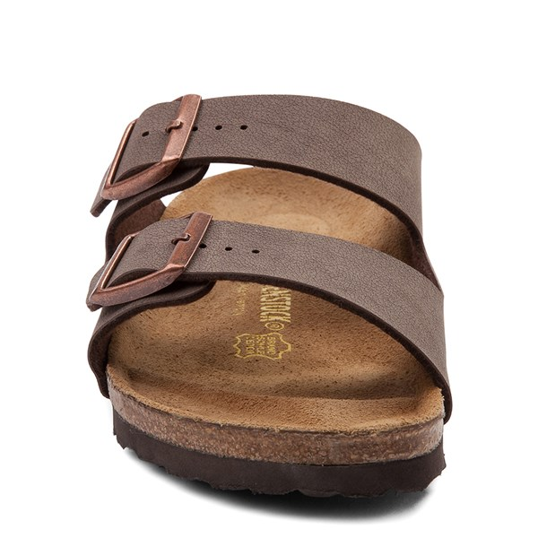 alternate view Womens Birkenstock Arizona Sandal - MochaALT4