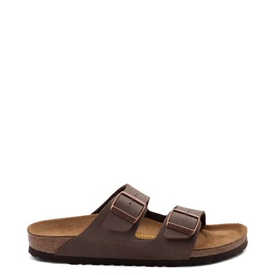 Main view of Womens Birkenstock Arizona Sandal - Mocha