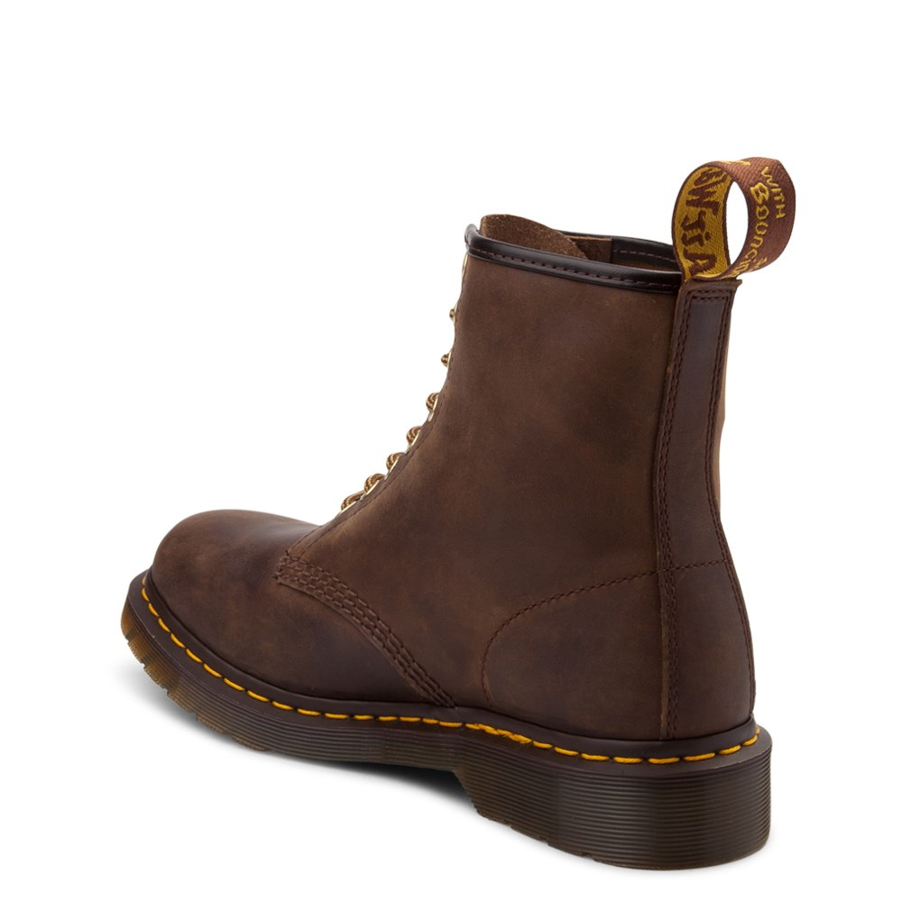 7bf588f14801a Dr. Martens 1460 8-Eye Aztec Crazy Horse Boot. Previous. ALT5. default  view. ALT1. ALT2