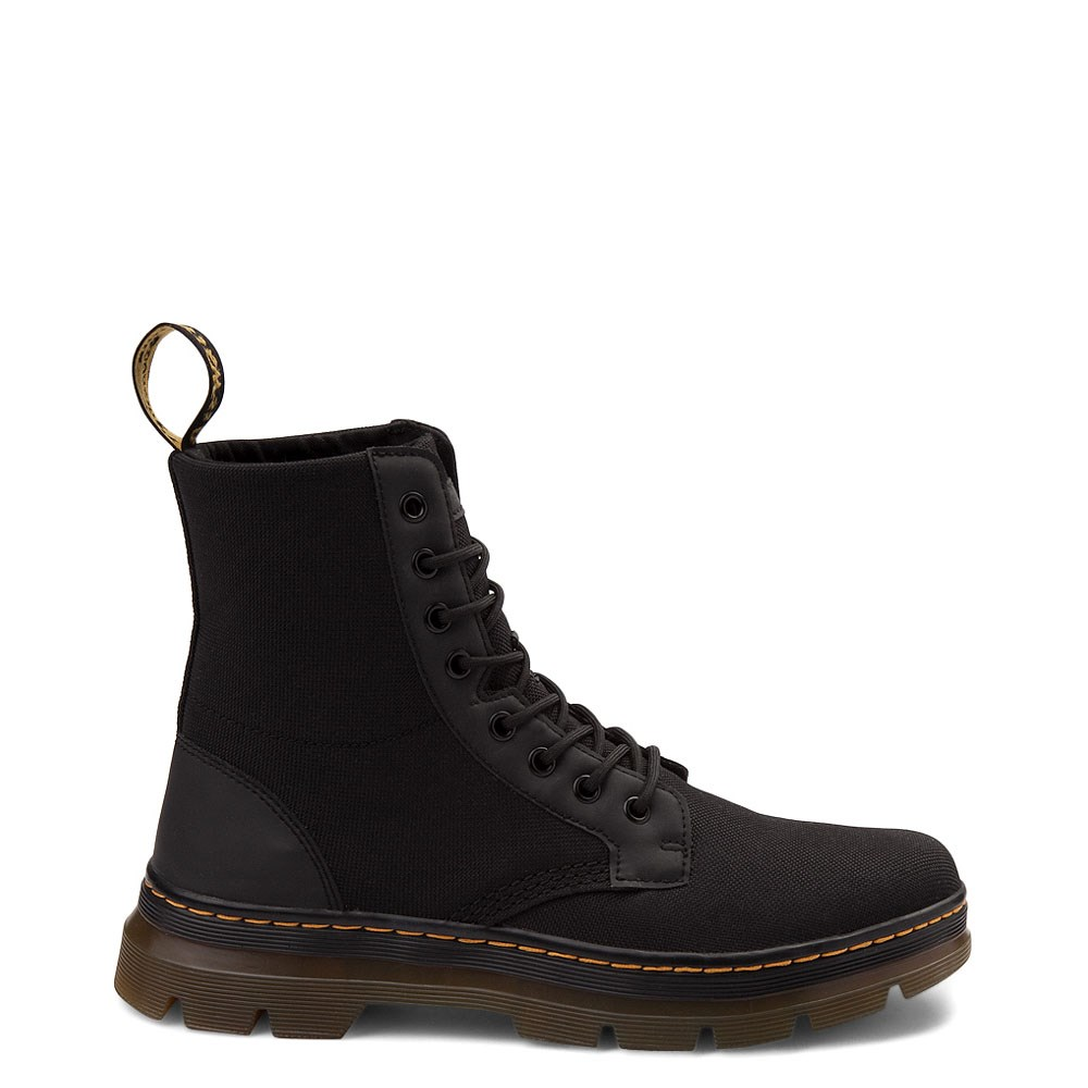 Dr. Martens Combs Boot - Black