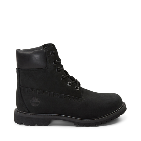 "Main view of Womens Timberland 6"" Premium Boot - Black"