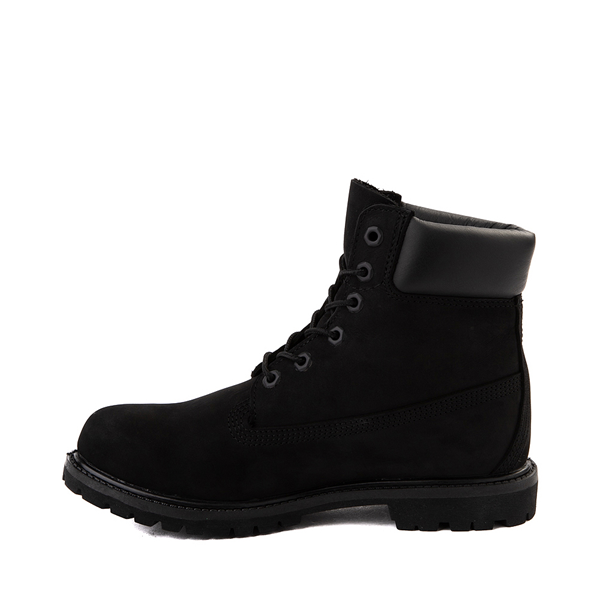 "alternate view Womens Timberland 6"" Premium Boot - BlackALT1"