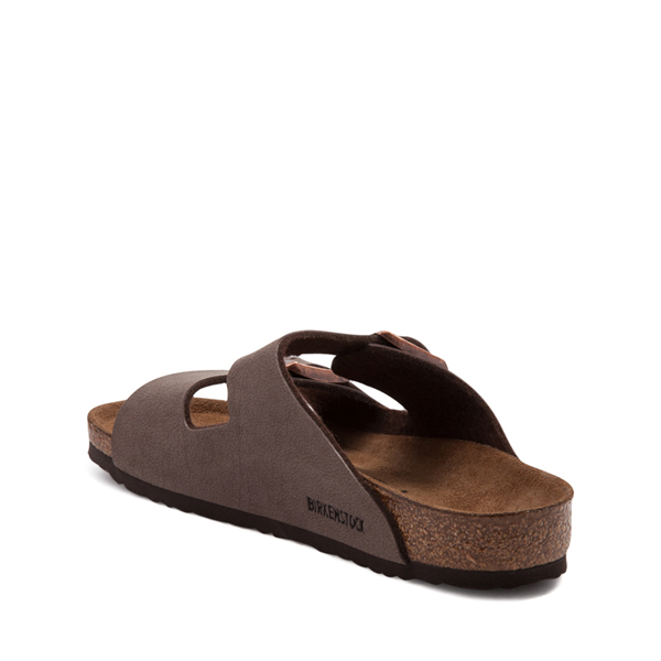 alternate view Birkenstock Arizona Sandal - Little Kid - MochaALT1