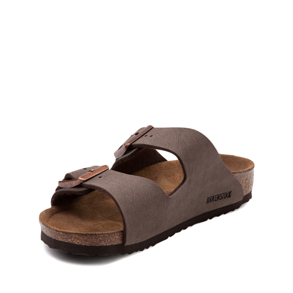 alternate view Birkenstock Arizona Sandal - Little Kid - MochaALT2
