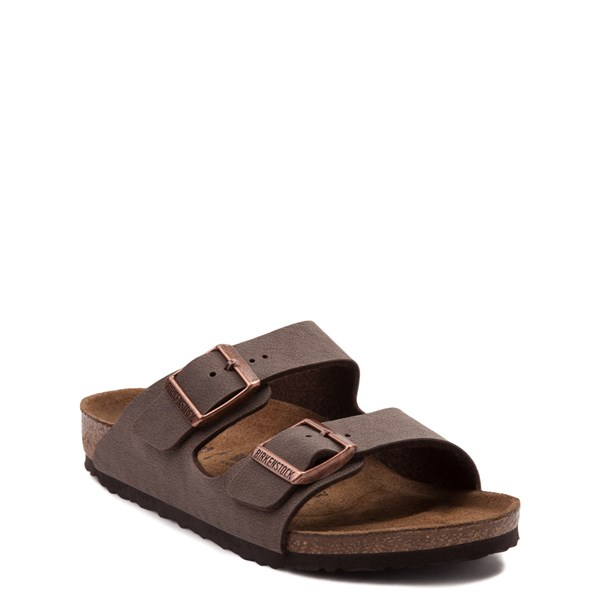 alternate view Birkenstock Arizona Sandal - Little Kid - Light BrownALT1