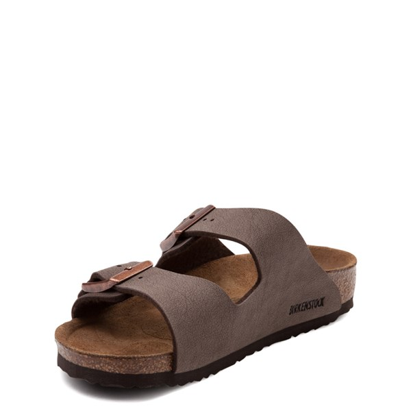 alternate view Birkenstock Arizona Sandal - Little Kid - Light BrownALT3