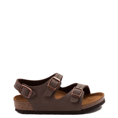 Main view of Toddler/Youth Birkenstock Roma Sandal