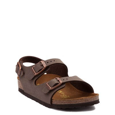 Alternate view of Birkenstock Roma Sandal - Toddler / Little Kid - Mocha