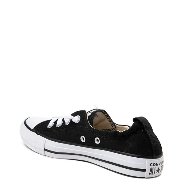 alternate view Womens Converse Chuck Taylor All Star Shoreline Sneaker - BlackALT2