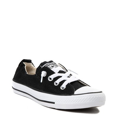 Alternate view of Womens Converse Chuck Taylor All Star Shoreline Sneaker - Black