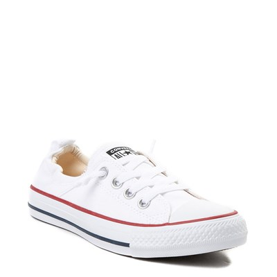 Alternate view of Womens Converse Chuck Taylor All Star Shoreline Sneaker - White