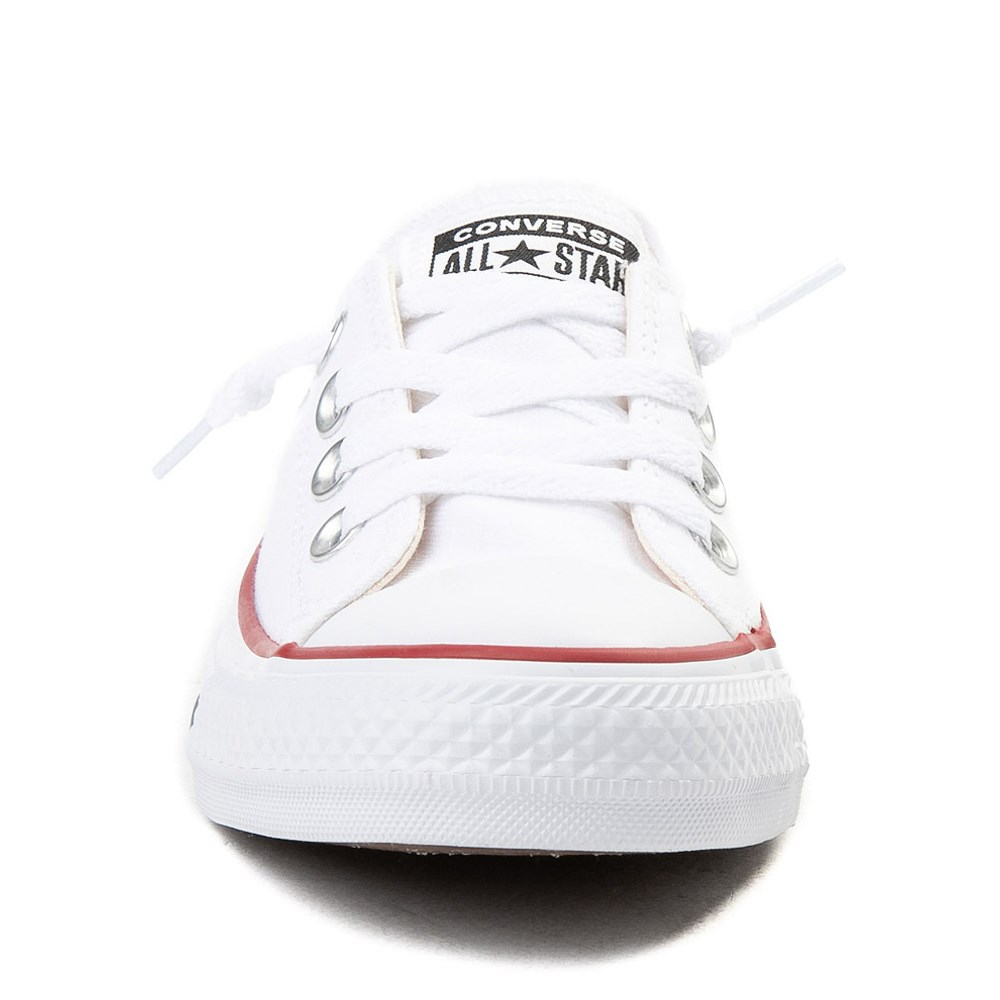 Details about Womens Converse Chuck Taylor Shoreline Size: 7 Color: White Elastic Heel Very N