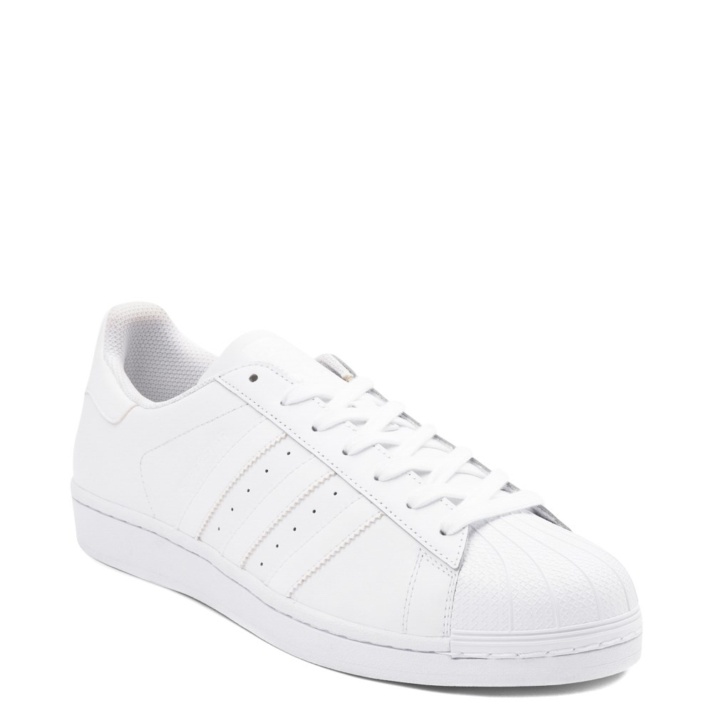 Mens adidas Superstar Athletic Shoe | Journeys