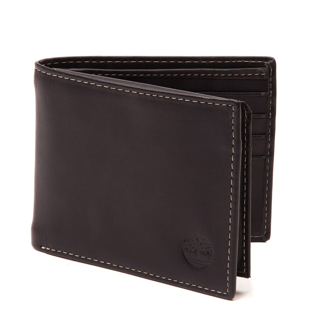 Timberland Passcase Wallet - Black