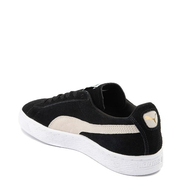 alternate view Womens Puma Suede Athletic ShoeALT2
