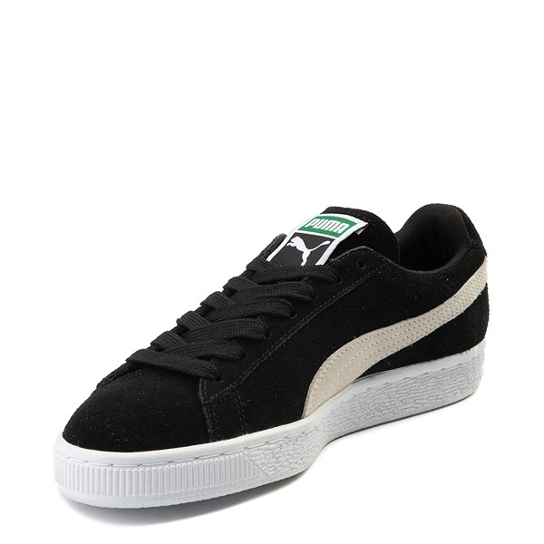 alternate view Womens Puma Suede Athletic ShoeALT3