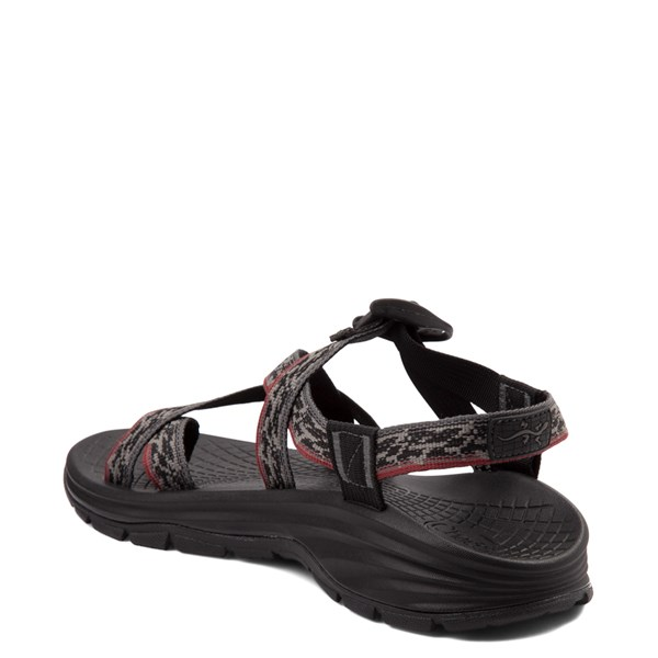alternate view Mens Chaco Z/Volv 2 Sandal - GrayALT2