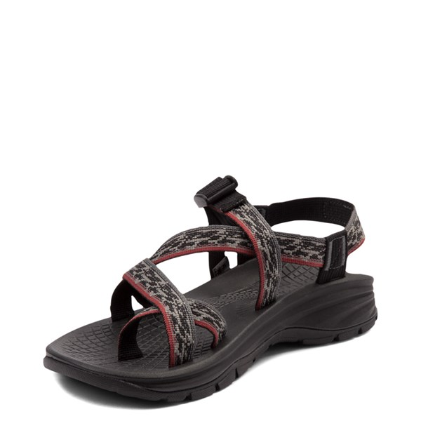 alternate view Mens Chaco Z/Volv 2 Sandal - GrayALT3