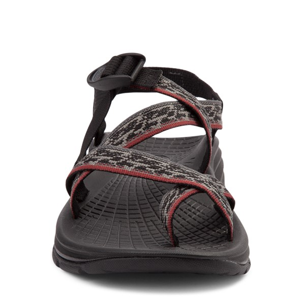alternate view Mens Chaco Z/Volv 2 Sandal - GrayALT4