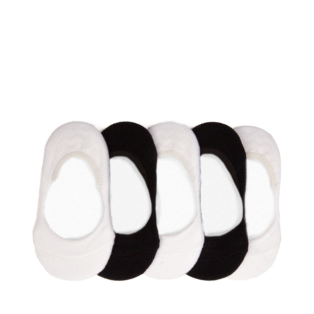 Casual Liners 5 Pack - Baby - Black / White
