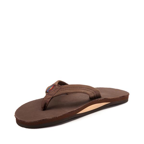alternate view Mens Rainbow 301 Leather Sandal - ExpressoALT2