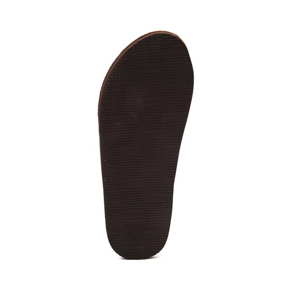 alternate view Mens Rainbow 301 Leather Sandal - ExpressoALT3