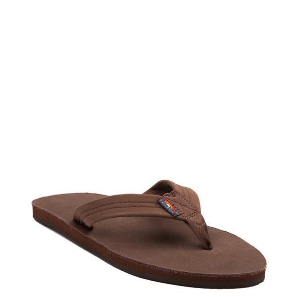 alternate view Mens Rainbow 301 Leather Sandal - ExpressoALT1