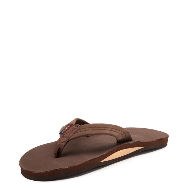 alternate view Mens Rainbow 301 Leather Sandal - ExpressoALT3