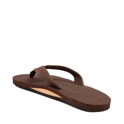 Alternate view of Mens Rainbow 301 Leather Sandal - Expresso