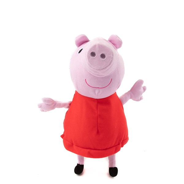 Peppa Pig Plush Backpack - Pink
