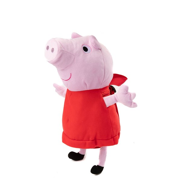 alternate view Peppa Pig Plush BackpackALT2