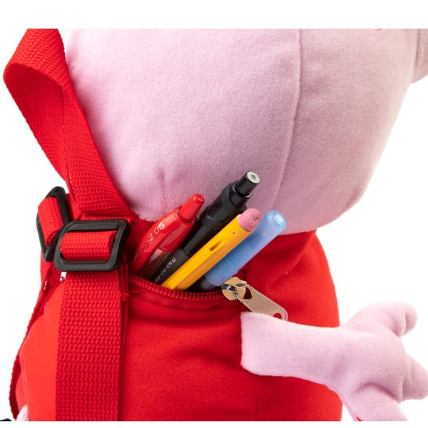 alternate view Peppa Pig Plush BackpackALT3