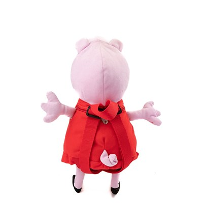 Alternate view of Peppa Pig Plush Backpack