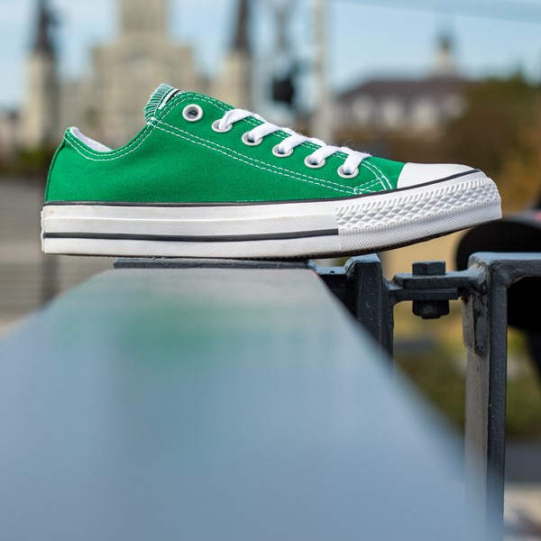 alternate view Converse Chuck Taylor All Star Lo Sneaker - Amazon GreenALT1B
