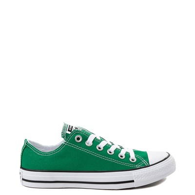 Main view of Green Converse Chuck Taylor All Star Lo Sneaker
