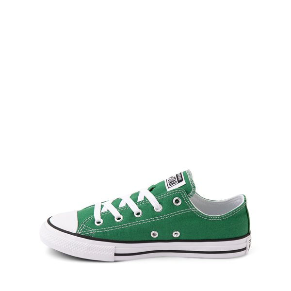 alternate view Converse Chuck Taylor All Star Lo Sneaker - Little Kid - Amazon GreenALT1