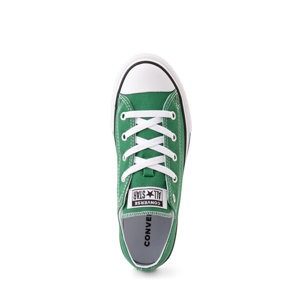 alternate view Converse Chuck Taylor All Star Lo Sneaker - Little Kid - Amazon GreenALT2