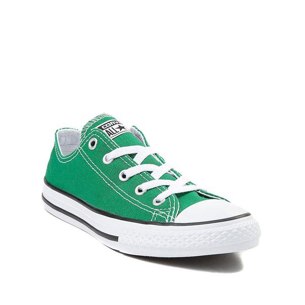alternate view Converse Chuck Taylor All Star Lo Sneaker - Little Kid - Amazon GreenALT5