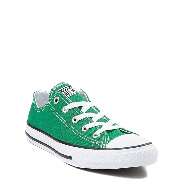 alternate view Converse Chuck Taylor All Star Lo Sneaker - Little Kid - Amazon GreenALT1