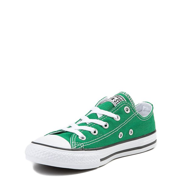 alternate view Converse Chuck Taylor All Star Lo Sneaker - Little Kid - Amazon GreenALT3