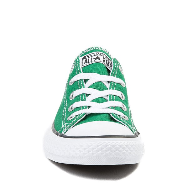 alternate view Converse Chuck Taylor All Star Lo Sneaker - Little Kid - Amazon GreenALT4