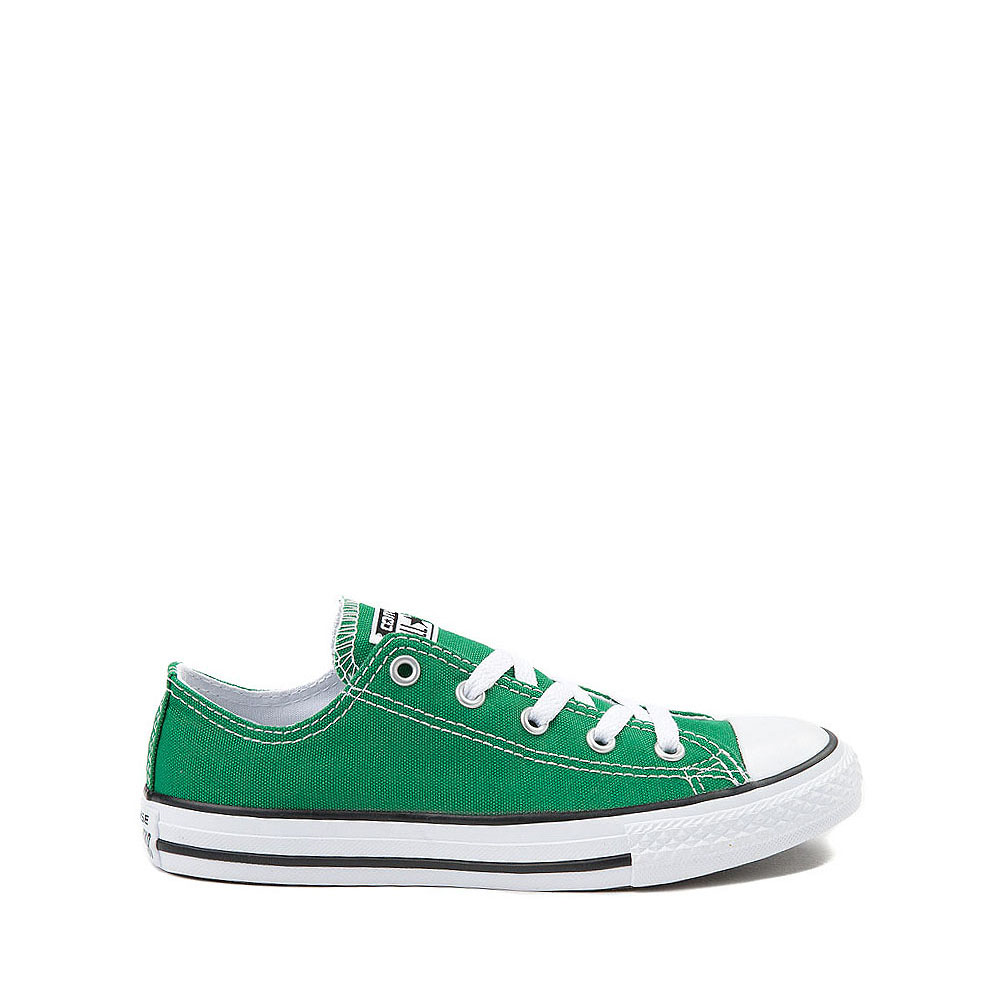 Converse Chuck Taylor All Star Lo Sneaker - Little Kid - Amazon Green