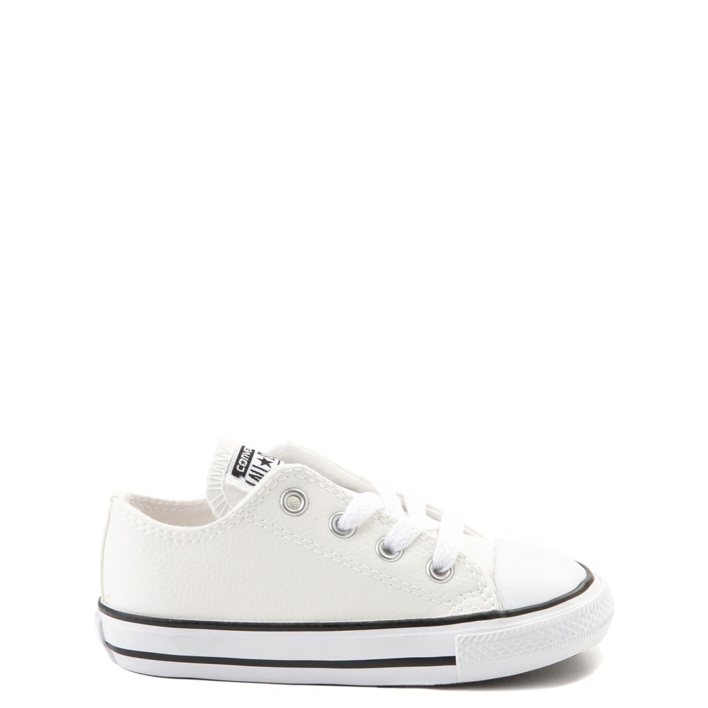c87e84ddd8b5 Converse Chuck Taylor All Star Lo Leather Sneaker - Baby   Toddler.  Previous. alternate image ALT5. alternate image default view
