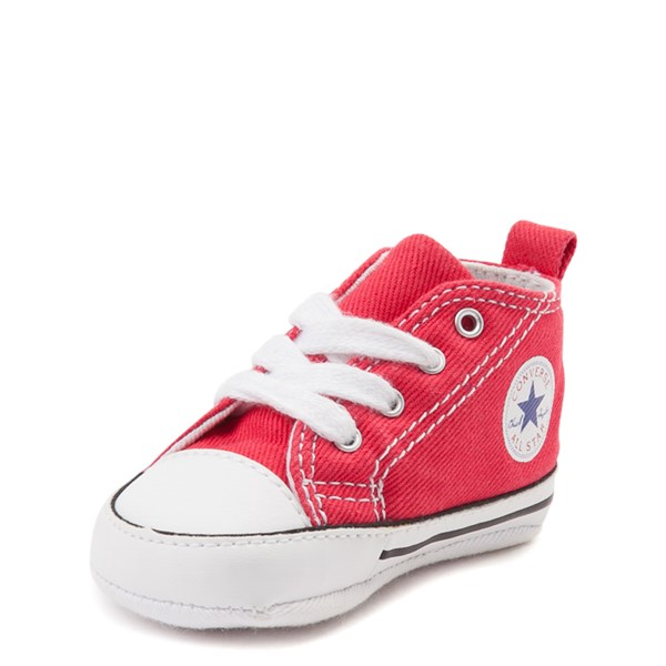 alternate view Converse Chuck Taylor First Star Sneaker - BabyALT3