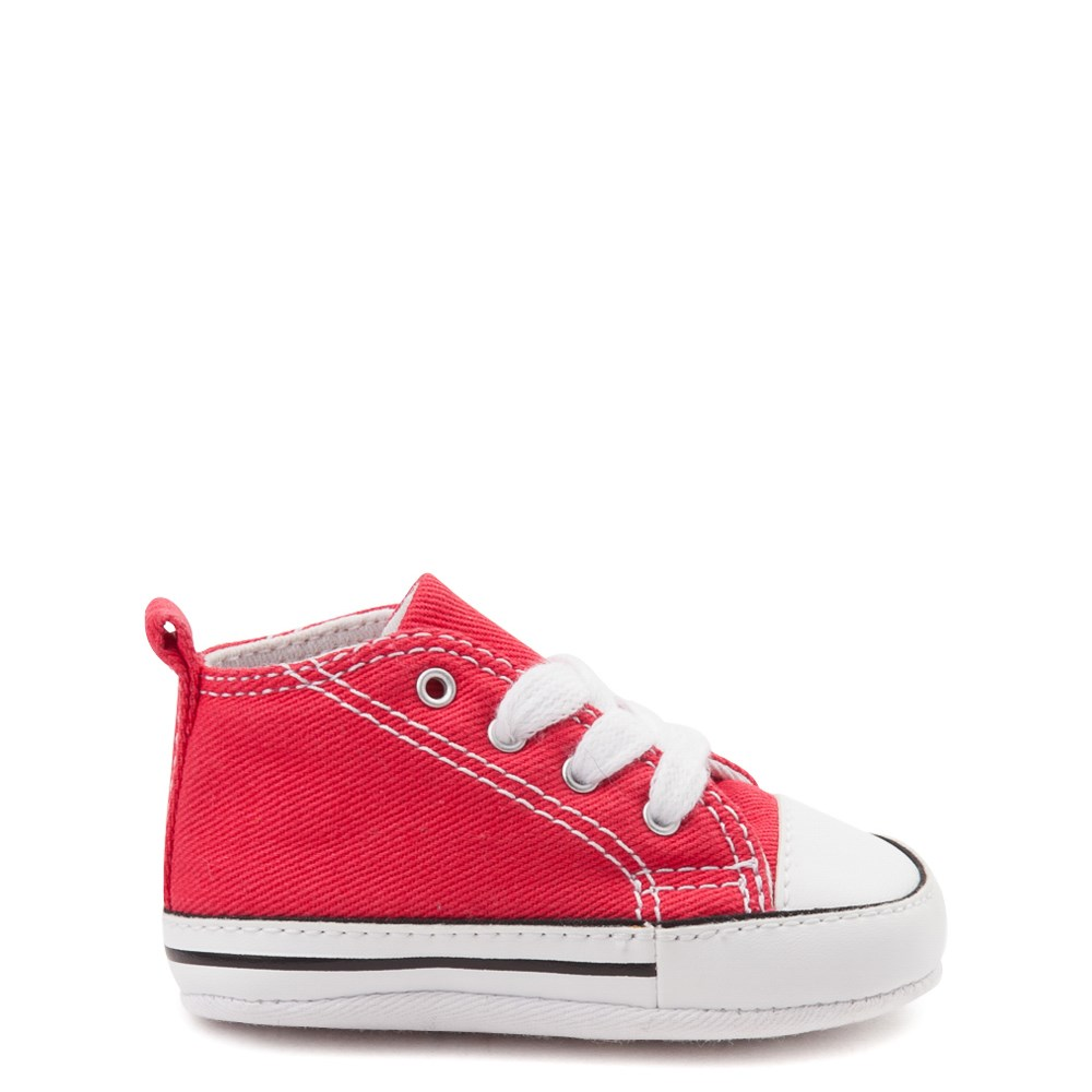 23932674991c09 Converse Chuck Taylor First Star Sneaker - Baby. alternate image default  view ...